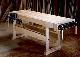 workshop woodworking plans worbench and tool plans
