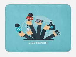 badematte plüsch badezimmer dekor matte mit rutschfester rückseite abakuhaus paparazzi news time live reporter kaufen otto