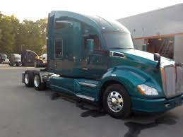 2016 Kenworth T680 Sleeper Semi Truck For Sale, 196,100 Miles ...