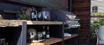 outdoor küche für ihren garten
