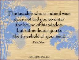 An Inspiring Message For Teachers Inspirational Quotes