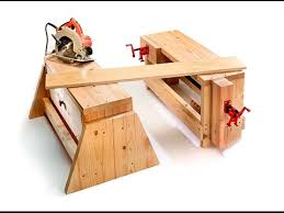 portable workbench pt 2 woodworking diy home projects