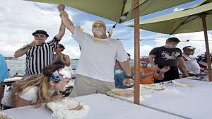 Bergmans Pumpkin Patch by Texas Attorney Wins Key Lime Pie Eating Contest In Key West