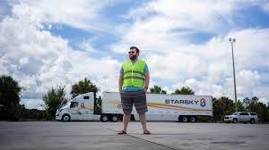 100 Big Blue Trucking Starsky Begins Testing Uncrewed Trucks On Public Roads The