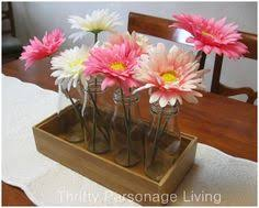 Thrifty Parsonage Living SPRING CENTERPIECE