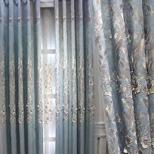 ländlichen vorhang relief schnee neill vorhänge für wohnzimmer schlafzimmer bestickt mädchen wohnzimmer vorhang schlafzimmer schatten vorhang