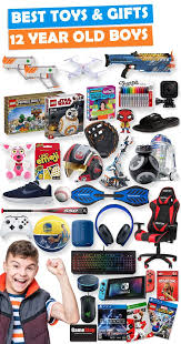 Gifts For 12 Year Old Boys 2018 Christmas gifts Pinterest