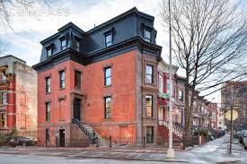 landmarked bed stuy brownstone wants 3 25m after full renovation