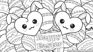 Kawaii Coloring Pages To Download And Print For Free Pertaining Cute Love
