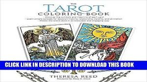 Best Seller The Tarot Coloring Book Free Download