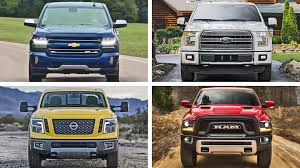 Top Rated Pickup Truck   Top 10 Best Gas Mileage Trucks Valley Chevy