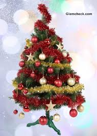 Christmas Tree Decoration Ideas For Small Trees
