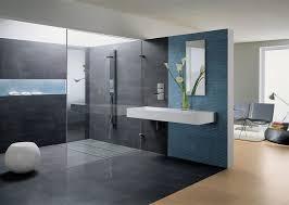 deco salle de bain carrelage gris