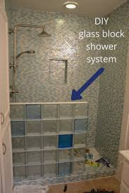 Bathroom : Creative Glass Block Showers Small Bathrooms Design ... Bathtub Stunning Curved Glass Block Shower Modern Bathroom 102 Best Colored Frosted Images On Contemporary Capvating 80 Window Design Convert Tub Faucet Ideas For Small Sizes Innovate Building Solutions Blog Interesting Interior Also 5 X 8 Luxury Glassblockndowsspacesasianwithnone Beeyoutullifecom Makeup Vanity Traditional Designing Tips With High Block Shower Wall Installation Mistakes To Avoid 3d Bathroomsirelandie Tag Archived Of Base Adorable Blocks Elegant Half Wall Www