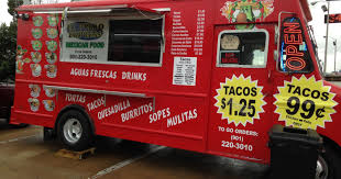 100 Mexican Truck Food Truck Opens On Bypass