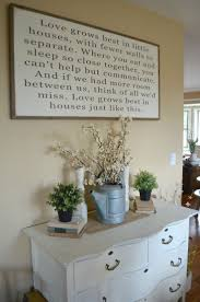 Dining Room Wall Decor 1000 Ideas About Farmhouse Rooms On Pinterest Charming Idea 41 Home