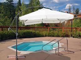 Sears Outdoor Umbrella Stands by Sears Offset Patio Umbrella Patio Outdoor Decoration