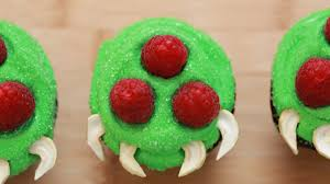Nerdy Nummies Halloween Challenges by How To Make Metroid Cupcakes Nerdy Nummies Youtube