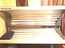 solar storm 16r tanning bed ebay