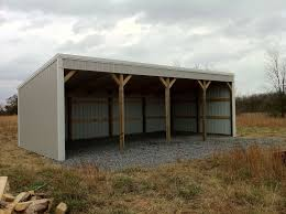 loafing shed kits oklahoma pole barn 12x40 loafing shed material list building plans e file
