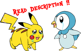 Base I Don t Want to Say Goodbye Pikachu Piplup by YukiMemories