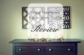 Starter Bedroom Suit for $1000 Ikea Hemnes Review
