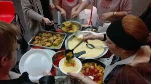 atelier de la cuisine association nénuphar gala de clôture de l atelier de la culture à