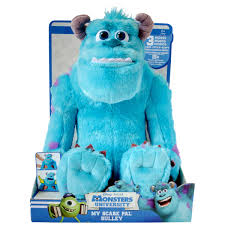 Disney Store Scares Up An by Monsters University My Scare Pal Sulley Smyths Toys Feature