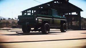 100 C10 Chevy Truck Need For Speed Payback Chevrolet Stepside Pickup 1965