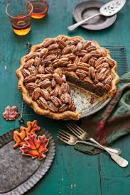 Pumpkin Pie With Pecan Praline Topping by Classic Pecan Pie Recipes Southern Living