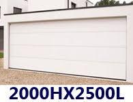 porte sectionnelle sur mesure porte de garage sectionnelle sur mesure