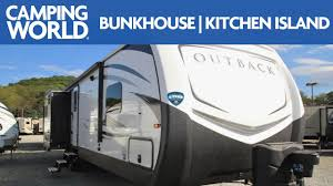 100 Keystone Truck Accessories 2018 Outback 325BH Bunkhouse Travel Trailer RV Review