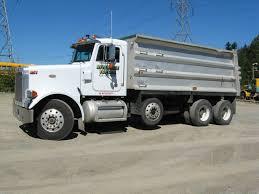 18 Yard Dump Truck | Sevenstonesinc.com