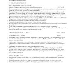 Buyer Planner Resume Sample Entry Level Cv Assistant Example Objective Retail Rare Merchandise Template Size 1920