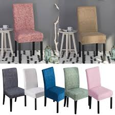 US $3.1 29% OFF|2019 Chair Covers Stretch Chair Protective Slipcover Case  Anti Dirty Elastic Dining Chair Covers New Year Home Decoration-in Chair ... Plastic Ding Chair Covers Amazing Room Seat Hanover Traditions 5piece Alinum Round Outdoor Set With Protective Cover And Natural Oat Cushions Amazoncom Yisun Modern Stretch 10 Best Of 2019 For Elegance Aw2k Spandex Polyester Slipcover Case Anti Dirty Elastic Home Decoration Cheap New Decorative Coversbuy 6 Free Shipping Protectors Ilikedesignstudiocom Chairs 4pcs 38 Fresh Stocks Leather Concept In Fabric Slip Covers For Hotel Banquet Ceremony Hongbo 1pcs Minimalist Plant Leaves