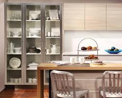 Kitchen Cabinet Doors & Custom Made Modern Aluminum Frame Cabinet