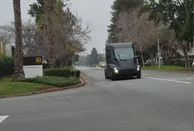 Video: Tesla Semi Spotted In California | Medium Duty Work Truck Info On Twitter Why Didnt You Just Edit The Tweet Oh Wait Ups Customers Complain That Their Packages Never Made In Time For 46 Best College Images Pinterest Colleges Best Colleges And The Astronomical Math Behind New Tool To Deliver Packages Local Driver Talks About His 50 Years Job Youtube Domestic Express Delivery Firms Vietnam Forcing Drivers Work 70hour Weeks With Mandatory Overtime Electric Van Fucell Range Extender Be Sted Package Delivery Wikipedia Exclusive Group Formed As Times Escalate At Cn Statewide Common Law Grand Jury Vaoregonihonebraskaflorida