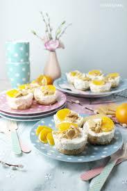 kleine mandarinen käsekuchen ohne backen nom noms food