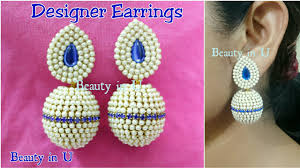 How To Make Designer Bridal Silk Thread Earrings At Home ... How To Make Pearl Bridal Necklace With Silk Thread Jhumkas Quiled Paper Jhumka Indian Earrings Diy 36 Fun Jewelry Ideas Projects For Teens To Make Pearls Designer Jewellery Simple Yet Elegant Saree Kuchu Design At Home How Designer Earrings Home Simple And Double Coloured 3 Step Jhumkas In A Very Easy Silk Earring Bridal Art Creativity 128 Jhumka Multi Coloured Pom Poms Earring Making Jewellery Owl Holder Diy Frame With