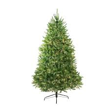 6ft Pre Lit Christmas Trees Black by Macy Holiday Lane Pre Lit 6 5 Christmas Tree
