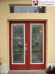Masonite Patio Door Glass Replacement by Backyards Odl Heirlooms Decorative Doorglass After Glass Door