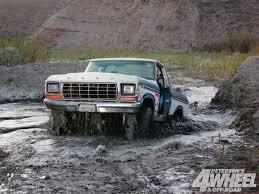 100 Ford Mud Truck Cartoons