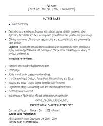 Summary Sample For Resume Job Examples Here Are Samples Sales