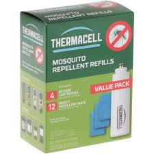 Thermacell Mosquito Repellent Patio Lantern Refills by Thermacell Mosquito Repellent Refills Value Pack Academy