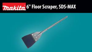 Air Powered Floor Scraper by Makita 6