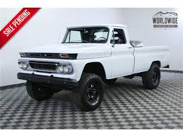 100 1966 Gmc Truck GMC TRUCK 4X4 For Sale ClassicCarscom CC940301