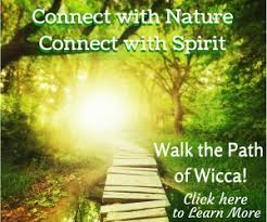 Connect With Nature Spirit