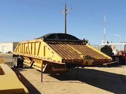 100 Belly Dump Truck 1991 Ranco Bottom Trailer For Sale Lamar CO 306