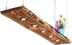 deckenle holz geflammt für die küche vintage hängele esszimmer pendelleuchte deckenleuchte mit led beleuchtung 5w dimmbar warmweiß mit