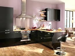 cuisine noir laqué pas cher meuble de cuisine noir laque brainukraine me